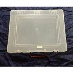 PVC Rectangle Saree Laptop Box, Capacity: 1 - 5 Kg