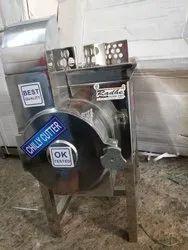 Chilli Cutter Machine