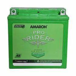 Amaron Pro Rider Sealed Agm Batteries, Warranty: 48 Months