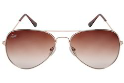 Male misaf Aviator Sun Glasses, Size: 58