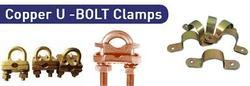 Copper U bolt