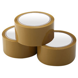 BOPP Tapes for Packaging Boxes, Thickness: 50 Micron