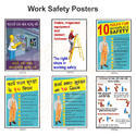 Work Safety Posters