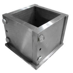 Metal Cube Moulds