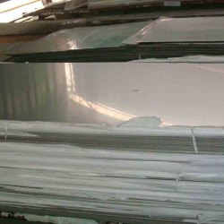 304 Mirror Finish Stainless Steel Sheet