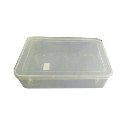 Plastic Rectangular Storage Box