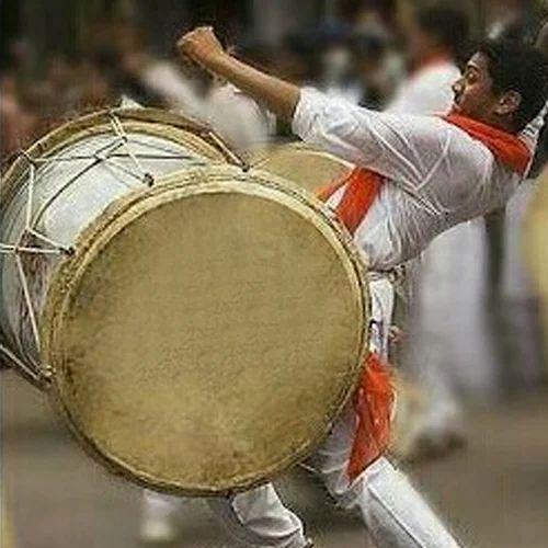 Puneri dhol tasha dj ammy mumbai (download link in the.