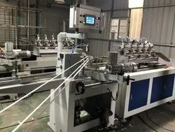 Fully Automatic Paper Straw Making Machine