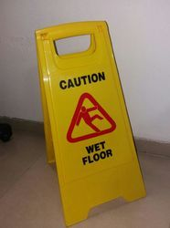 Wet Floor Sign Board