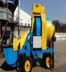 Concrete Mixer In India