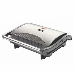 Glen 3029 700 W Electric Sandwich Maker and Grill for Restaurant