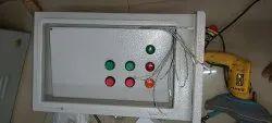 Sheet Metal DOL Starter Control Panel