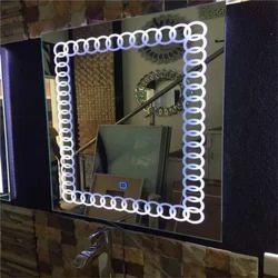 Back Light Mirror