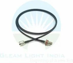 RF Cable Assemblies TNC Male to TNC Female Bulkhead in LMR 240