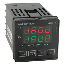 1/16 Din Temperature And Process Controller
