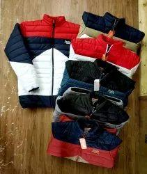 NS Fabric Mens Winter Jackets