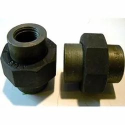 Stainless Steel Threaded Union, for Structure Pipe