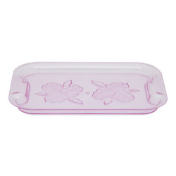 Fancy Plastic Serving Tray