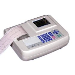 RMS 3 Channel ECG Machine, Number Of Channels: 3 Channels, Vesta 301i