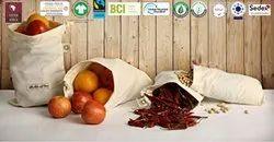 Biodegradable Cotton Veg Bag