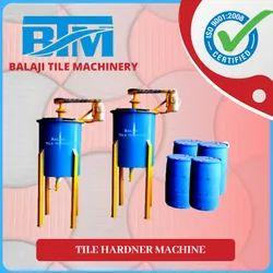 Tile Hardner Machine