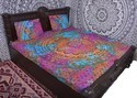Multi Colour Print Ombre Duvet Cover