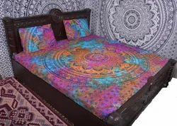 Multi Colour Print Ombre Duvet Cover