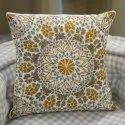 Mandala Embroidery Cotton Cheap Cushion Cover