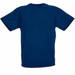 180 Gsm Cotton Tshirt Boys Plain T-Shirt