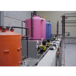 FRP Lining RCC Water Tanks
