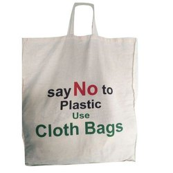 Printed Cotton Cloth Shopping Bag