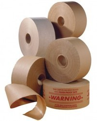 reinforced paper tape water activated tape gum tapes iguana