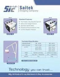 Saitak 30 Ma Portable X Ray Machine, 230v, Model Name/Number: Saitek-30