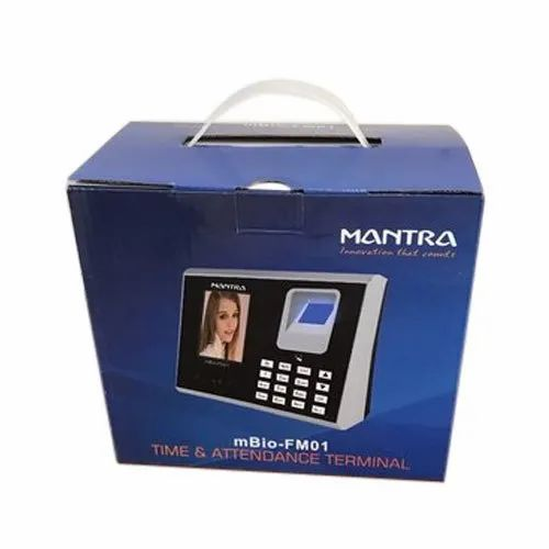 Face Recognition Mantra Mbio-fm01 Biometric Attendance System