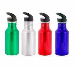Straw 500 ML Drinking Bottle