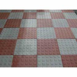 Chequered Floor Tiles