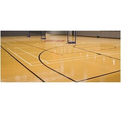 Multipurpose Wooden Flooring Services