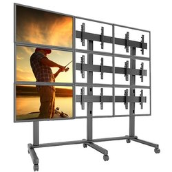 LED Video Wall Cart Stand