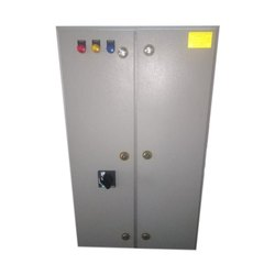 Three Phase Mild Steel Control Panel Board, Automation Grade: Automatic, 0.5 To 50 Hp