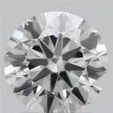 1.50ct Lab Grown Diamond CVD G VVS1 Round Brilliant Cut IGI Certified Stone
