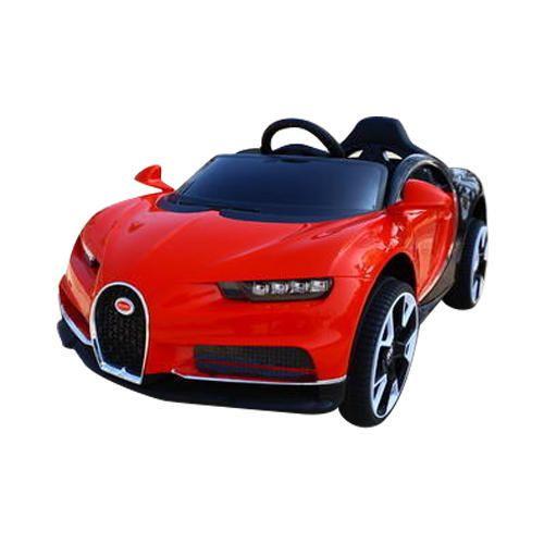 orange bugatti style kids ride on car, rs 15600 /unit, kidbee | id