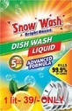 Liquid Dishwasher Detergent