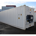 Refrigerated Shipping Container On Lease