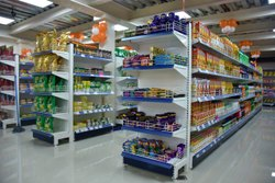 Display Shelving Systems