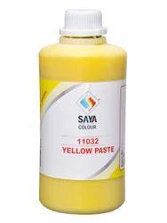 Yellow Pigment Paste