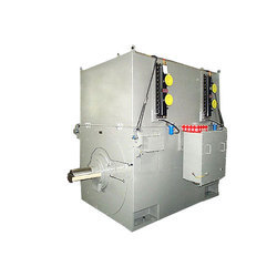 Crompton Greaves HV Air Cooled Induction Motor