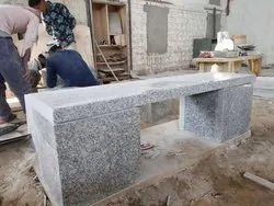 Park Stone Bench
