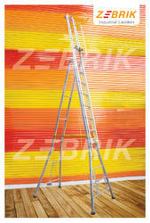 Aluminum Flat Extension Ladder