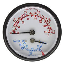 Temperature & Pressure Gauges