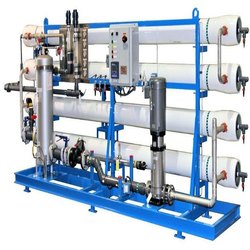 Industrial Reverse Osmosis Unit